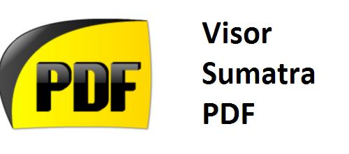 Sumatra PDF – Visor ligero de documentos