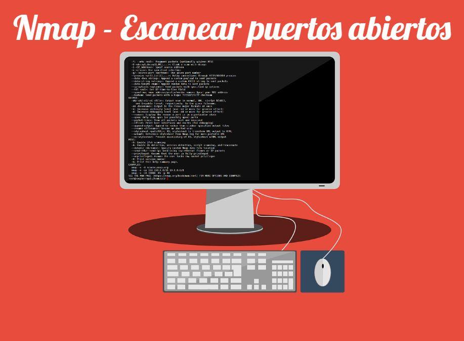 Escanear puertos abiertos en Linux con Nmap