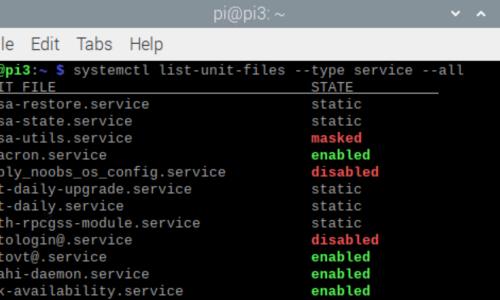 Comprobar el estado de servicios en Linux