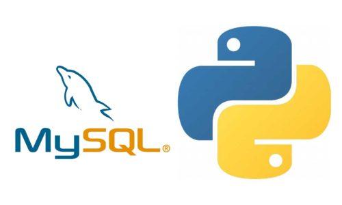 Enviar datos con Python a MySQL