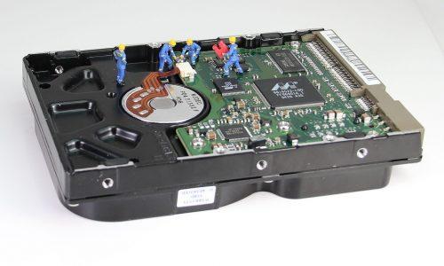 Montar disco duro automáticamente en /etc/fstab